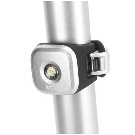 Blinder 1 Rear - Standard - Silver
