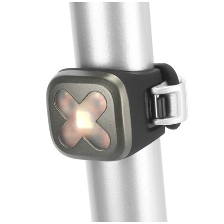 Blinder 1 Rear - Cross - Gunmetal