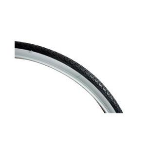 Deli Tire pneu Tradi 650x35B flanc marron 26x1 1/2 35-584