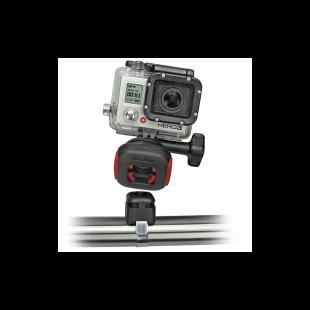 Klickfix CamOn Fixation à serrage rapide pour caisson GoPro K0210CO