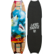 Landyacht Deck seule Hollow Tech Wolfshark Mini