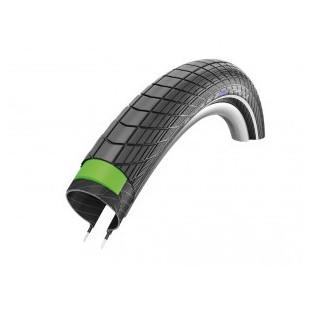 "pneu Schwalbe Big Apple Plus HS 430 20x2.15"" 55-406 noir Reflex GG Twin"