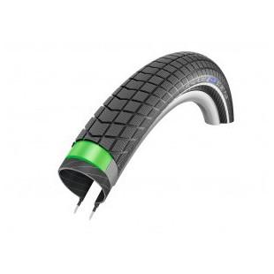 """Schwalbe pneu Big Ben Plus HS439 20x2.15""""55-406 noir SSkin Refl.GG Perf/E"""