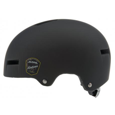 casque Alpina Airtime taille noir mat