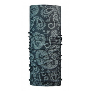 foulard en microfibre P.A.C Original Paisley black 8810-100