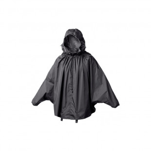 Brooks Cambridge Rain Cape -Black - L (165 - 180cm)