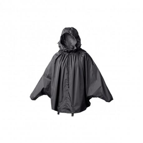 Brooks Cambridge Rain Cape -Black - L (165 - 180cm)