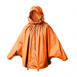 Brooks Cambridge Rain Cape -Orange - L (165 - 180cm)