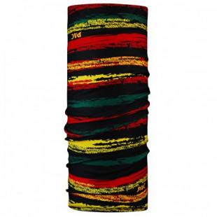 Foulard PAC en microfibre P.A.C Original Facemask Rastafari
