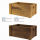 BRN LOVELY Caisson bois type cagette léger mais solide CE11
