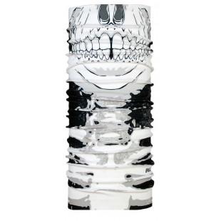 foulard PAC en microfibre P.A.C Original Facemask Skull 8810-217
