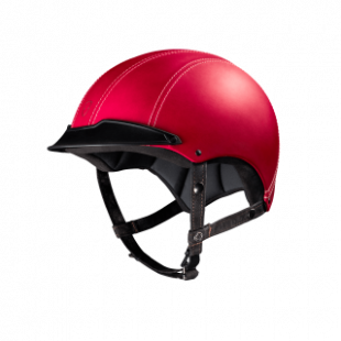 EGIED casque Apollo framboise