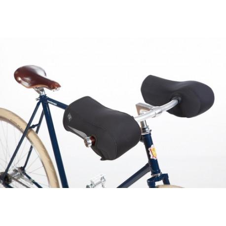 TUCANO Manchon de vélo Velo City noir