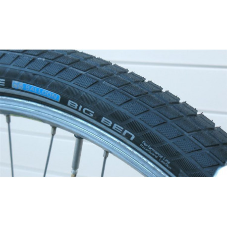 SCHWALBE BIG BEN Pneu 26x2.15 Marron