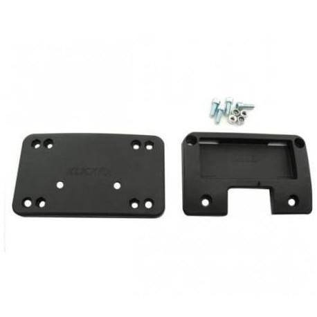 Klickfix Adapter Plate fixation seule pour panier guidon
