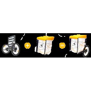 AddBike module Carry'Box