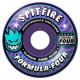 SPITFIRE WHEELS (JEU DE 4) F4 101D CLASSIC PURPLE 54MM