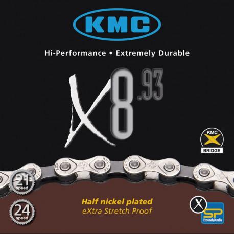 Chaîne KMC 8 vitesses Z-8S 8 vitesses