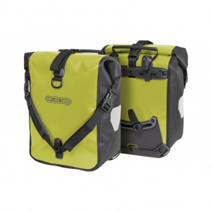 Ortlieb sacoches lateral Sport-Roller Free (sans PVC) Jaune starfruit F6105