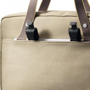 systeme d'attache Klick Fix pour sacoches brooks
