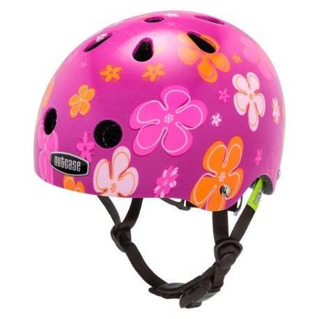 Nutcase casque Baby Nutty Petal Power