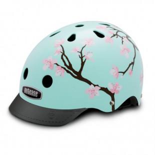 Nutcase Street casque Cherry Blossom