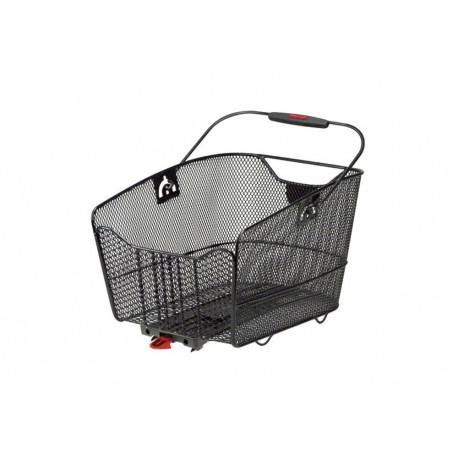 klickfix Panier ariere STRUCTURA GT pour porte bagage Racktime K0315RSF