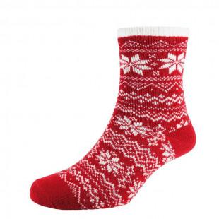 chaussettes chauffante Heat² Deluxe Cabin homme navy melange