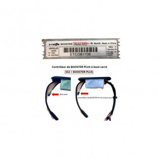E-TWOW Controleur Booster PLUS, S et V