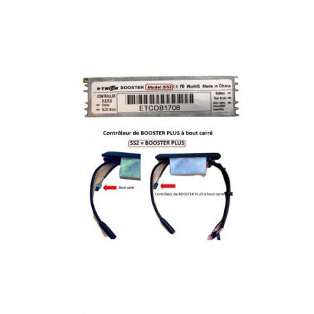 E-TWOW Controleur nouveau Booster PLUS, fiche carrée spring wire