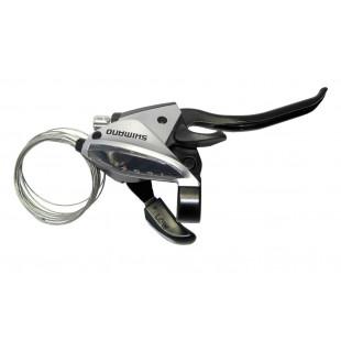 manette/levier Shimano ST-EF 510 7 vitesse droite