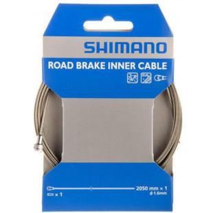 Câble de freins AV AR Shimano 2050mm