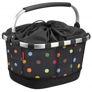 Klickfix Panier à poids velo Carrybag GT UniKlip pour tout porte-bagage