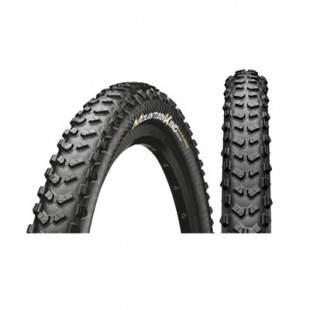 PNEU VTT CONTINENTAL MOUNTAIN KING 26x2.20 RIGIDE NOIR