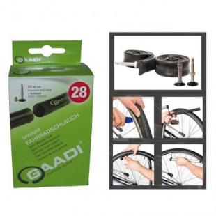 Michelin Protek chambre à air VTC et VAE 700x32-42 Valve dunlop