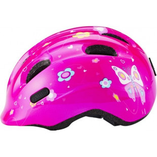 ABUS Casque SMILEY 2.0 pink butterfly