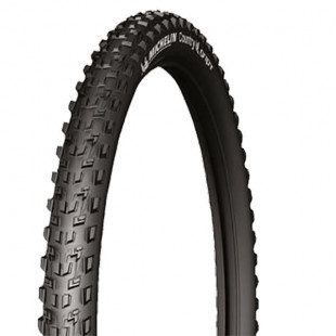 MICHELIN PNEU VTT 27.5X2.10 COUNTRY RACE'R NOIR
