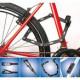 ABUS BORDO Antivol clipsable pour vélo Big 6000/120 rouge et noir