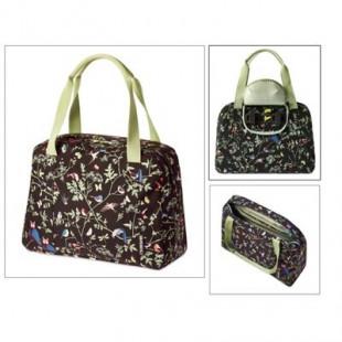 BASIL Sacoche Carry All bag MAGNOLIA pour velo