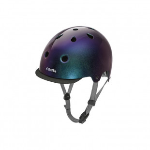 Casque Helmet Electra Mother of Pearl blanc nacré