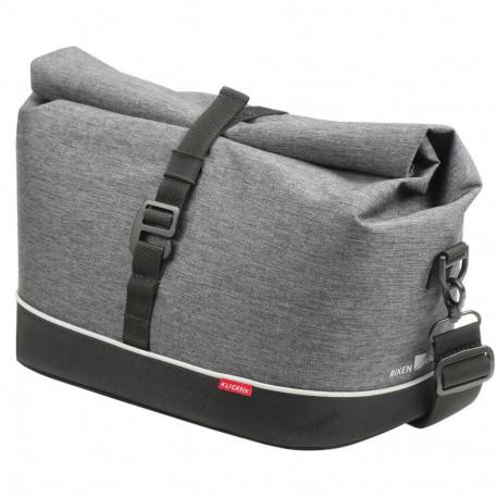 Klickfix sacoche porte-bagage velo Rackpack City fixation Racktime