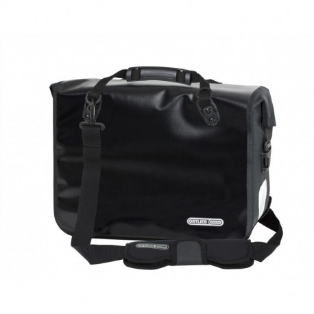 Sacoche vélo Ortlieb Office-bag QL3 granit-noir