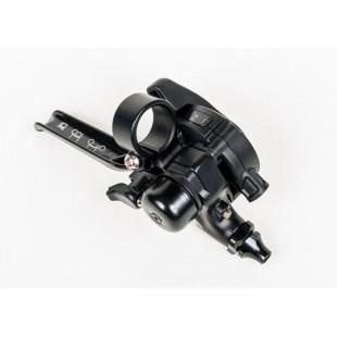 Brompton Levier de vitesse DR avec levier de frein intégré gauche - 2 vitesses