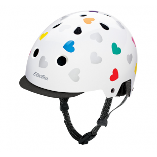 Casque Helmet Electra Heartchya