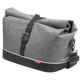 Klickfix sacoche porte-bagage velo Rackpack City fixation Uniklip