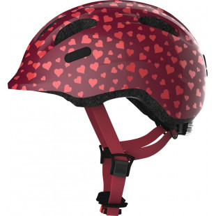 Abus casque enfant Smiley 2.0 cherry heart S