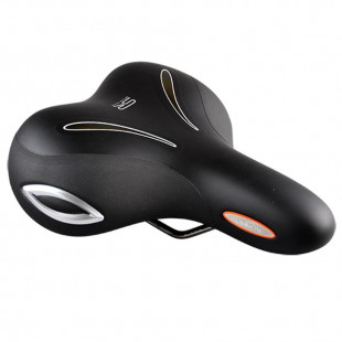 SELLE LOISIR SELLE ROYAL COMFORT LOOKIN 3D RELAXED MIXTE NOIR