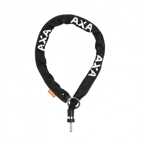 Axa RLC PLUS Chaine pour antivol 100cm noir, épaisseur 5,5mm, boulon 10mm