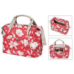 BASIL Sac MAGNOLIA Poppy carry bag 18L