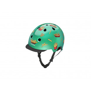 Electra Helmet Casque Fries Bike